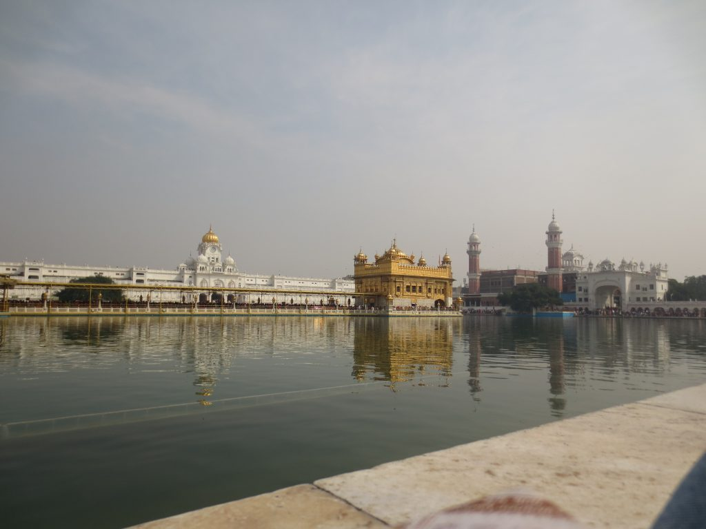 Guide to the Golden Temple in Amritsar